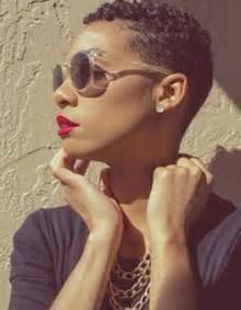 coupe de cheveux afro femme hiver 2015 coiffures afro