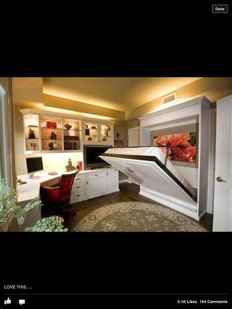 office guest bedroom office guest bedroom murphey bed bedrooms pinterest
