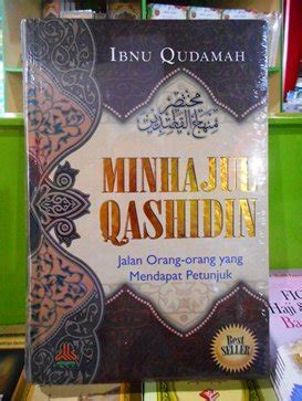 Buku Islam Minhajul Qashidin Pustaka As Sunnah minhajul qashidin