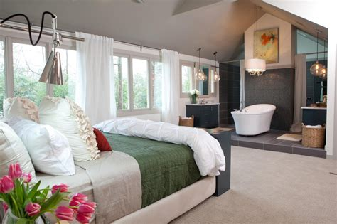 master bedroom bathroom how to make the most of your attic master bedroom