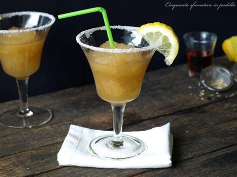 rum fatto in casa sorbetto al liquore al mojito al rum al limoncello