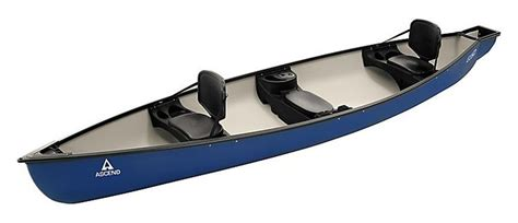 canoes bass pro ascend c156 canoe with motor transom bass pro shops