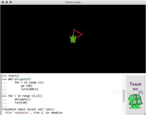 tutorial python turtle pythonturtle download mac