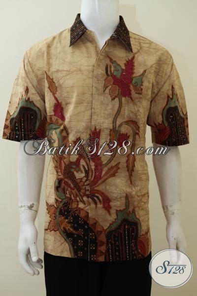 Batik Pria Masa Kini beli baju batik batik pria busana batik masa kini motif dan warna klasik untuk til
