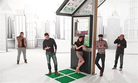 engo public charging station powers mobile devices