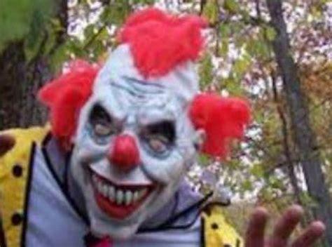 of a clown utah warn against shooting random clowns as