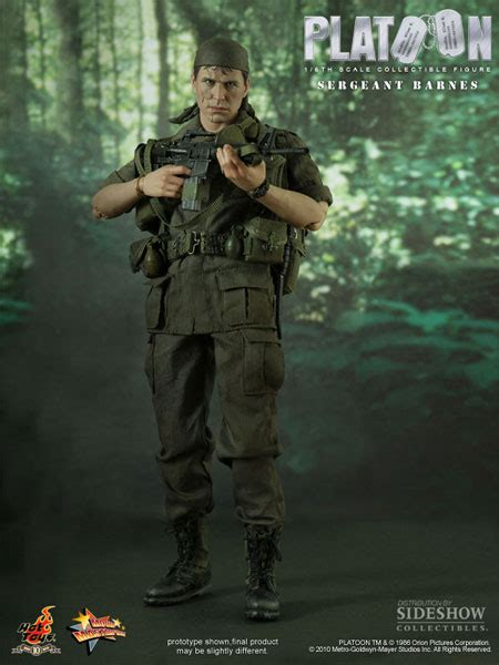 Platoon Edition Figure sergeant barnes sixth scale figure toys sideshowcollectibles