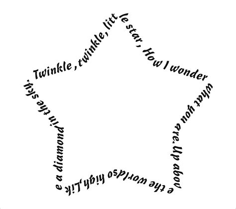 free coloring pages of twinkle twinkle little star