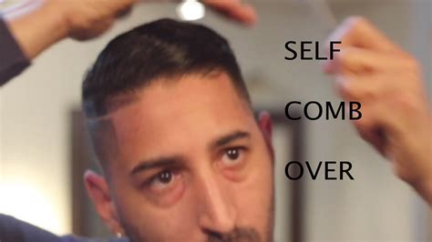 how to draw comb over hair cut how to give your self a comb over haircut comb over fade