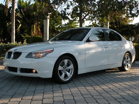 2006 bmw 525i for sale 2006 bmw 525i for sale in fort myers fl stock k90046