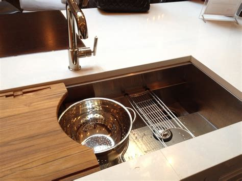 kitchen sink with cutting board 2012 kitchen of the year by mick de giulio features the