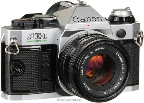 Recommended Film For Canon Ae 1 | canon ae 1 program