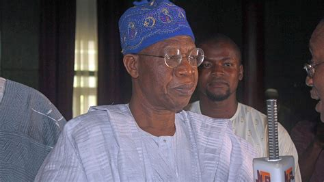 biography of lai mohammed fg committed to developing creative industry lai