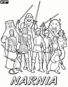 narnia coloring pages 1000 images about narnia on the witch the