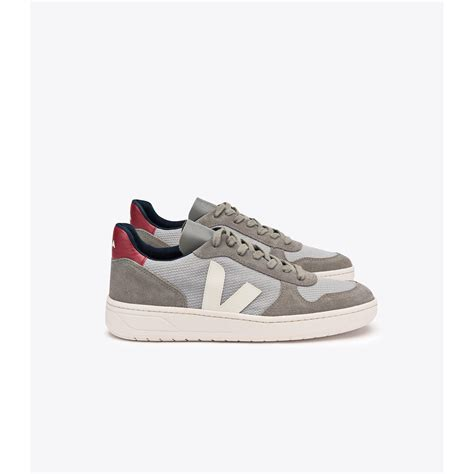 veja shoes veja v10 trainers in gray for lyst