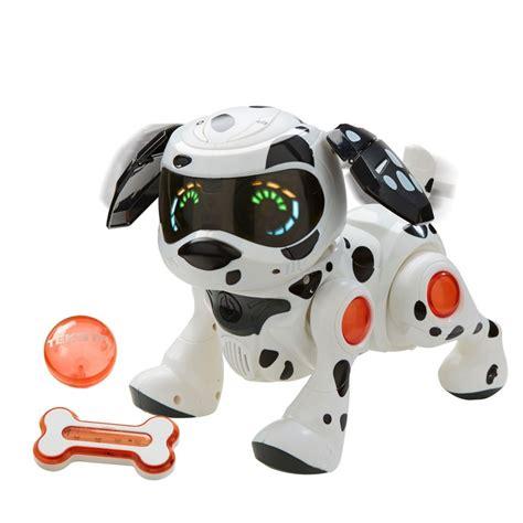 robot puppy robot chien splash toys teksta puppy dalmatien bestofrobots