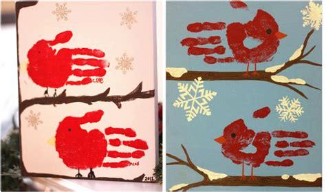 wie zu malen esszimmer stühle wie handabdruck bilder zu weihnachten gestalten