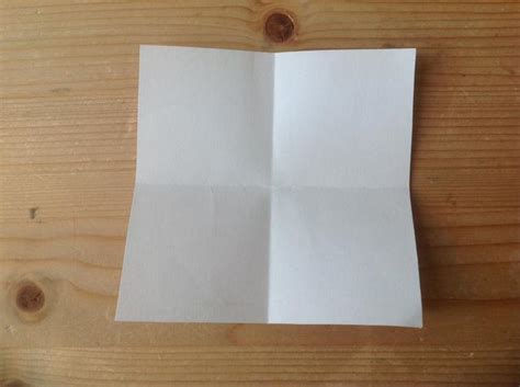Folding Paper Into A - how to create an origami snapguide