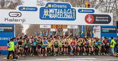 barcelona half marathon top things to do in february in barcelona