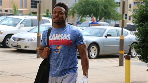 Number Search Kansas A Look At The New Names And Numbers On Kansas Football S