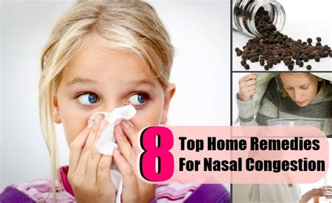 8 top home remedies for nasal congestion search home remedy
