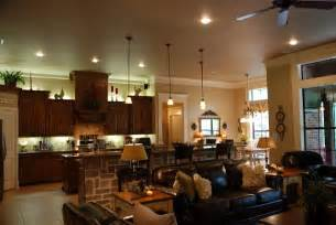 Open Concept Kitchen Living Room Designs by Open Concept Kitchen Living Room Design Ideas