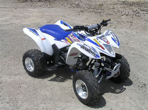 Suzuki Ltz 250 Parts by Dirt Wheels Ltz250 Shoot Clark Enterprises