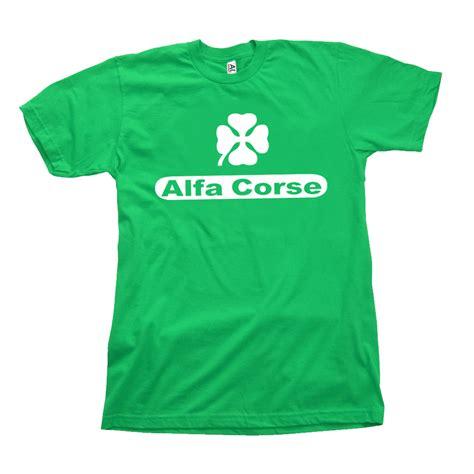 Alfa Romeo Shirt by Alfa Corse Alfa Romeo Racing T Shirt On Storenvy