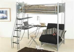 metal bunk bed with desk metal bunk beds with desk bedroom