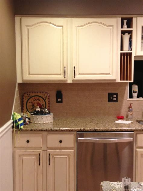 Kitchen Cabinets Redo | diy oak kitchen cabinet redo interior inspiration