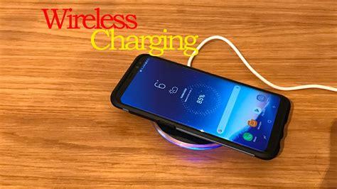 Samsung S8 Wireless Charging samsung galaxy s8 plus wireless charging