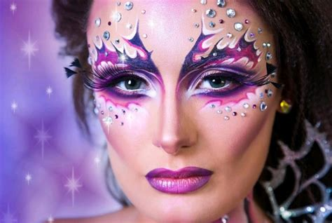 Popular Paint Colors For 2017 by Fantasy Eye Makeup How To Apply Fantasy Makeup Tips