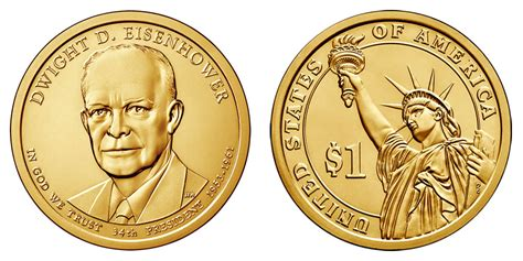 gold dollar presidential dollar coins 1 golden presidents coins