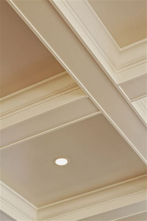 coffered ceiling with beaded raised inner panel bedroom white wood my next big diy project coffered ceilings