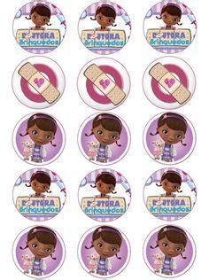 0905 doutora brinquedos kit c 2 moldes por r3270 band aid image for front of doctor favor bag makayla s