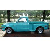1968 Chevy Truck Stepside Modified C 10 Short