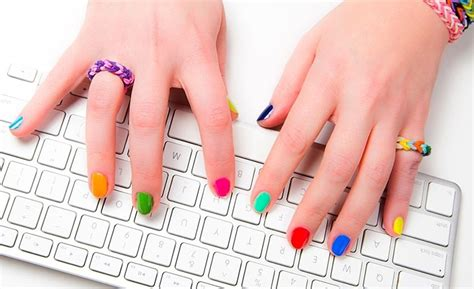 spray painting your nails hassle free manicure with metallic spray nail paint