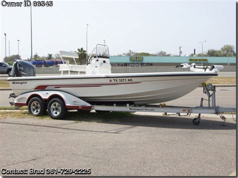 bay boats for sale by owner 2007 ranger bay 22 used boats for sale by owners boatsfsbo