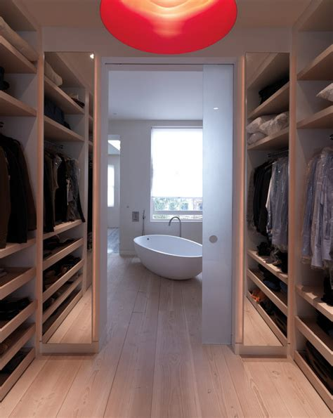 Walk In Closet And Ensuite Designs by Notting Hill Townhouse By Dinesen Manufacturer References