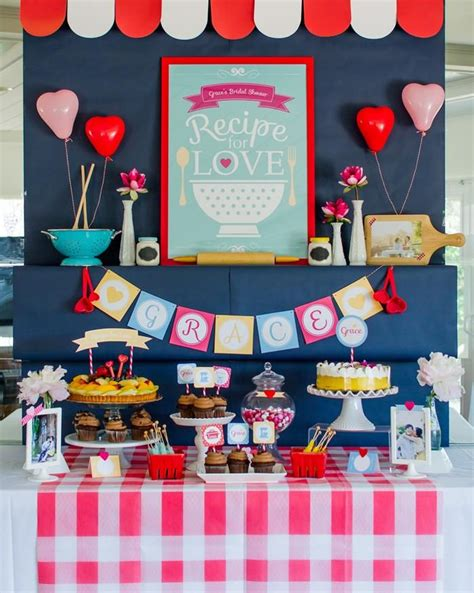kitchen shower ideas 25 best ideas about kitchen bridal showers on pinterest wedding showers recipe themed bridal