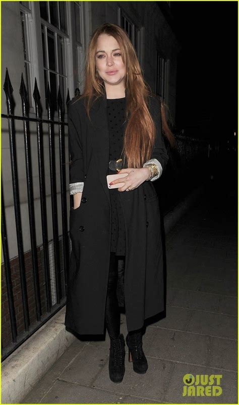 Lindsay Lohan Hangs Out With Jude At The Box by 309 Best Lindsay Lohan Images On Lindsay Lohan