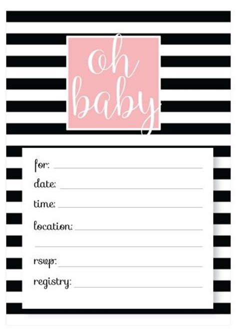 printable baby shower invitation templates  popular printable fill  baby shower