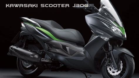 Kawasaki Scooters by 2017 Kawasaki J300 Excellent Scooter Expected To Get