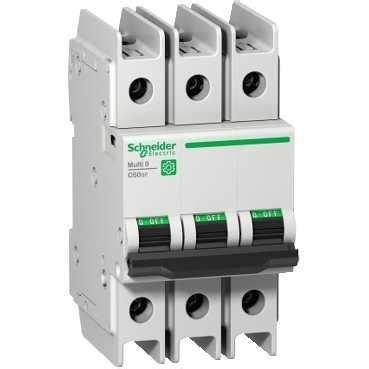 Mcb 1p 2a Ic60n miniature circuit breakers c60 ul csa iec schneider