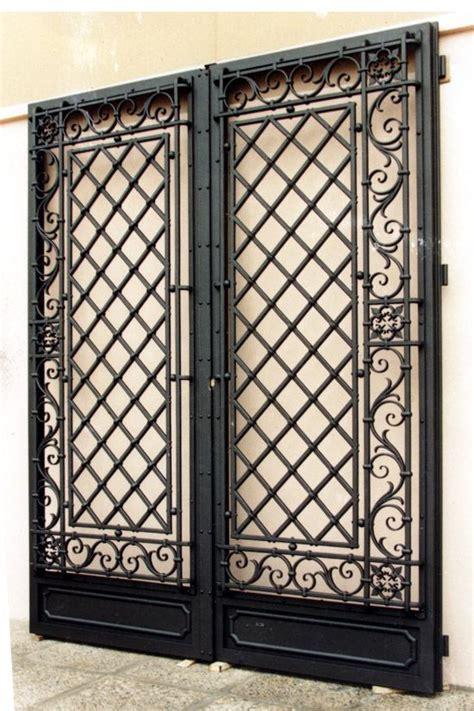 ingresso in ferro battuto oltre 25 fantastiche idee su porte in ferro battuto su
