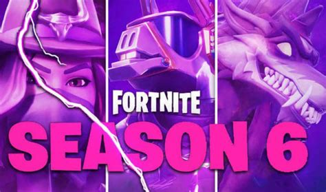 fortnite season 6 confirmed changes additions in fortnite season 6