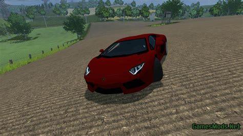 Lamborghini Aventador Mod Lamborghini Aventador Lp700 4 V1 0 187 Gamesmods Net Fs17