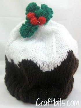 knitting pattern christmas pudding hat baby adult beanie christmas plum pudding allfreeknitting com