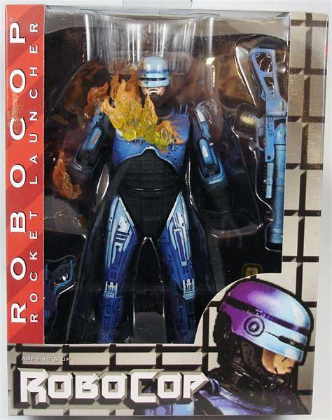 Robocop Rocket Launcher robocop vs terminator neca robocop rocket launcher 18cm