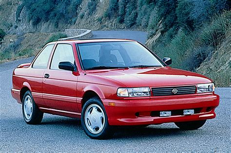 how does cars work 1992 nissan sentra transmission control 1991 94 nissan sentra consumer guide auto